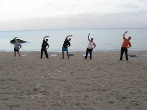 אימון כושר קבוצתי