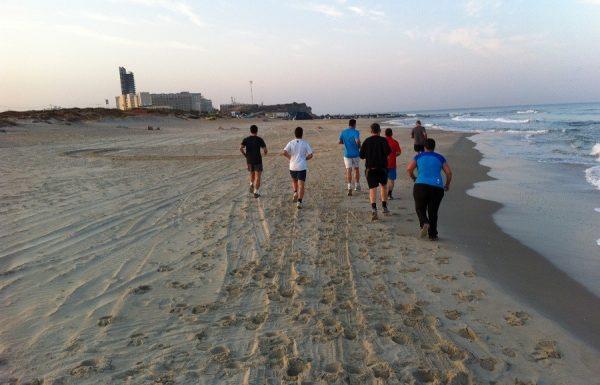 אימון משולב Cross-Training בחדר כושר ובטבע